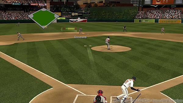 游戏《美国职棒大联盟2K13》(《MLB 2K13》)经典棒球赛持续延烧火热开打 (16)