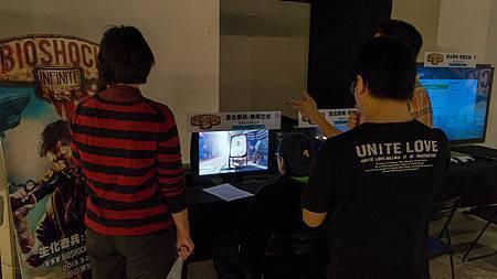 游戏《生化奇兵:无限之城》开发版试玩最为真实的一线报道 (3)