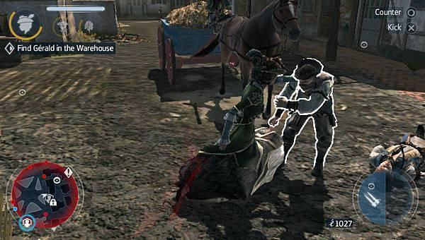 游戏《刺客教条3:自由使命》转战PS之后的尝鲜心得体会真实分享 (2)