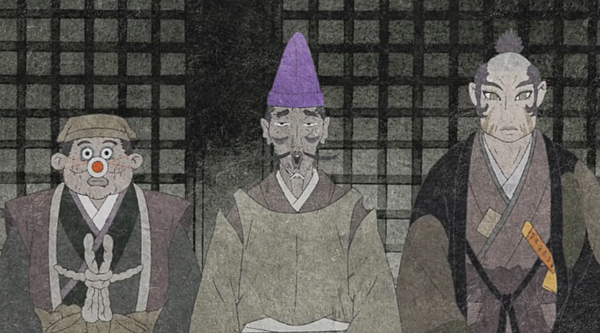 动漫《化怪猫》非常经典可以体现日本的妖怪文化存的好作品 (3)