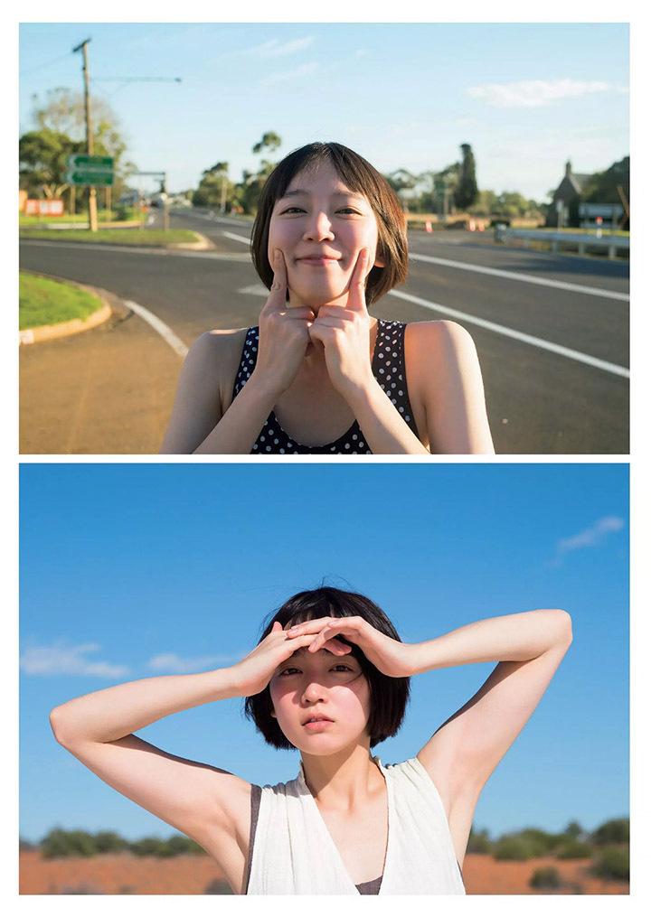 写真女优出身的吉冈里帆每次上映新电影都会拍摄写真作品堆人气 (61)