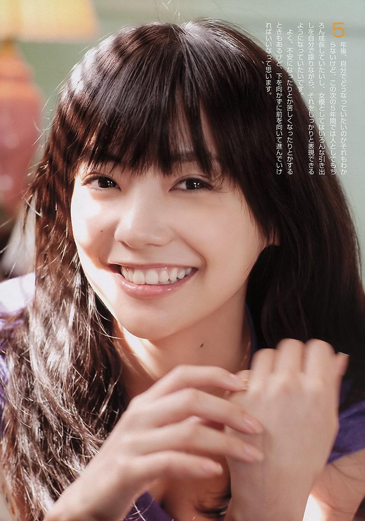 仓科加奈再战时尚封面写真作品对比16年前的青春无敌性感 (17)
