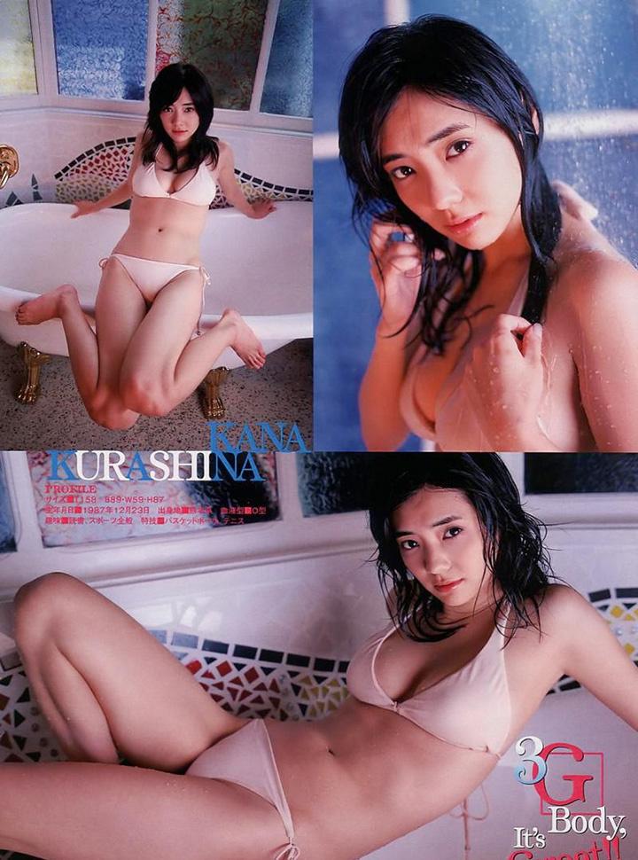 仓科加奈再战时尚封面写真作品对比16年前的青春无敌性感 (24)