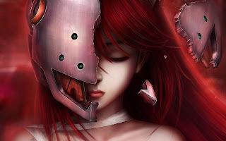 动漫《妖精的旋律》勇敢坚强活下去让人印象深刻 (1)