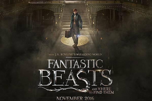 电影《神奇生物在哪里》带领我们进入那美轮美奂的魔法世界