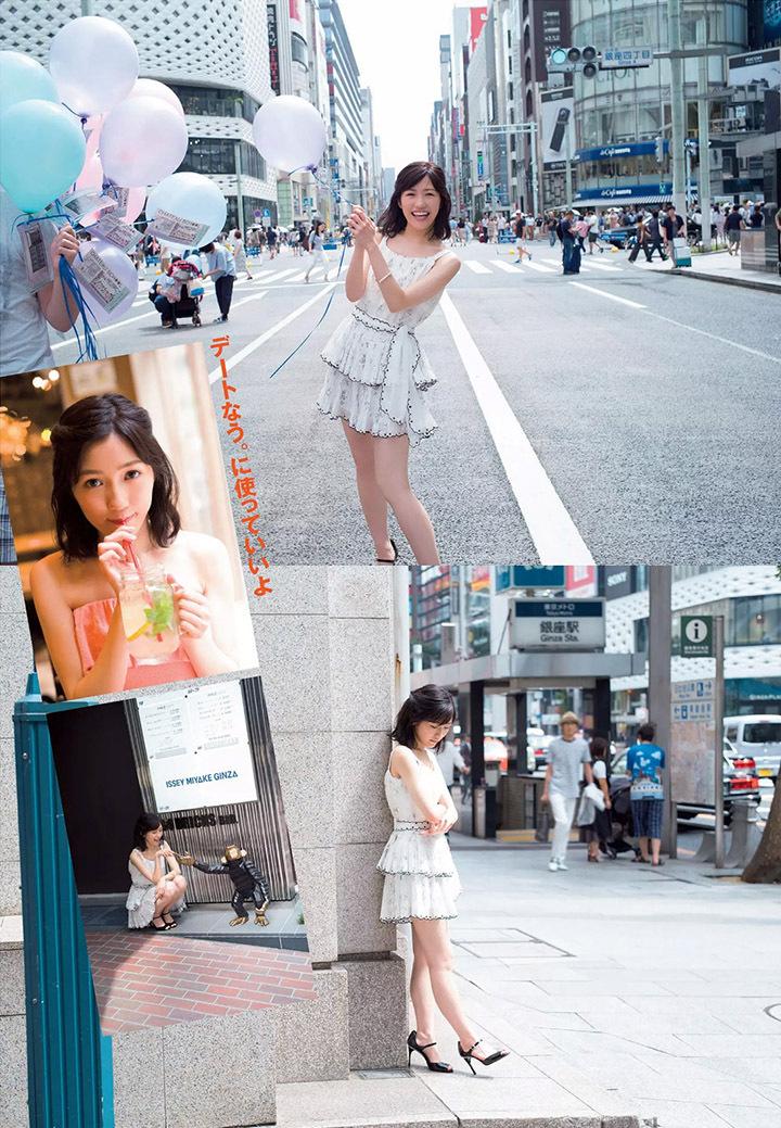 正统派偶像渡边麻友为音乐剧公演而拍摄写真作品大力宣传拉升人气 (22)
