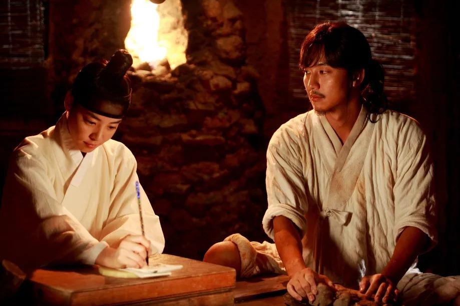 韩国电影《美人图》说明爱情无需矜持