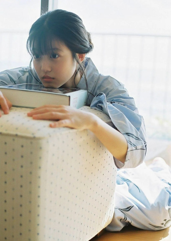 日本神颜美少女今田美樱写真作品 (36)