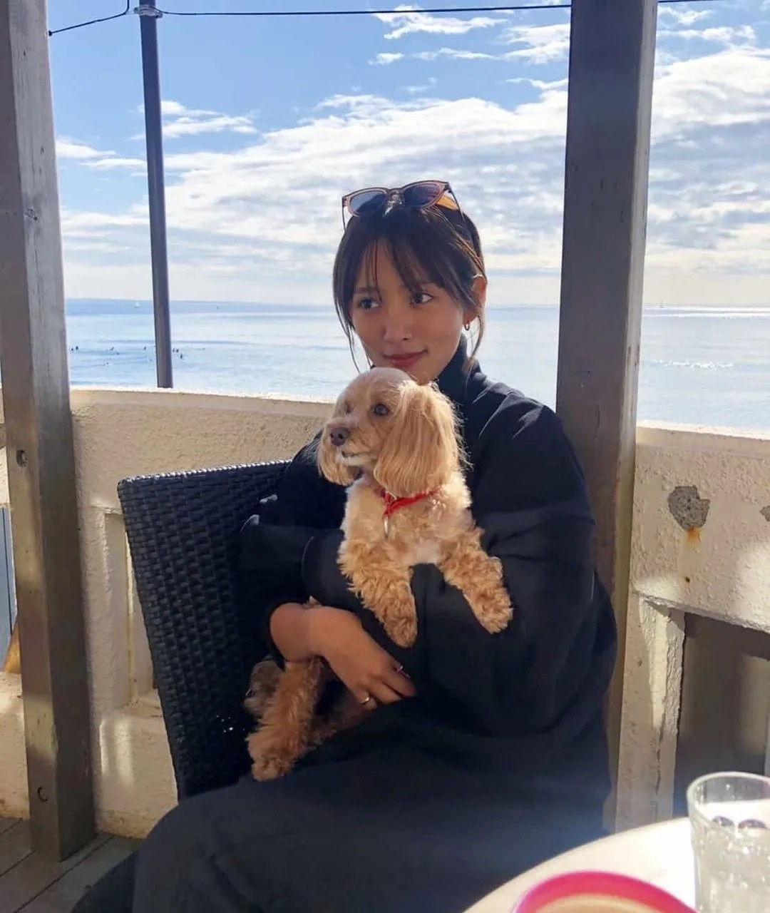离爆红只差一点点的日本演员夏菜将和圈外男友结婚 (5)
