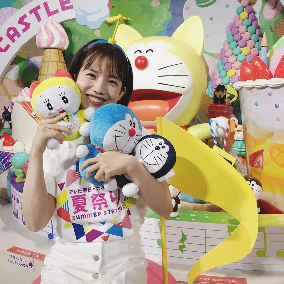 永远一张娃娃脸的棉花糖女孩弘中绫香写真作品 (27)