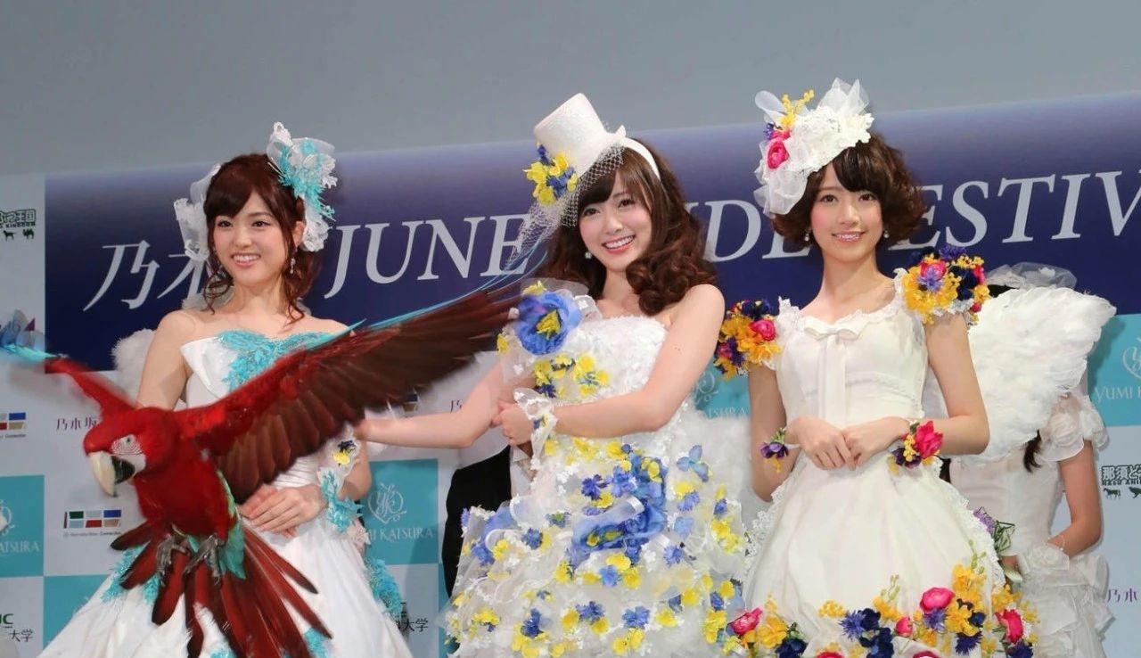 乃木坂46一期成员松村沙友理在直播节目中宣布毕业消息 (2)