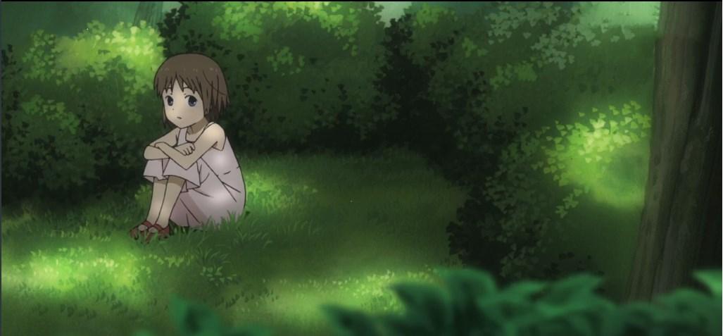 日本爱情动画《萤火之森》如果当一段爱情来临但是又注定它会消失,那你还会决定去爱吗? (11)