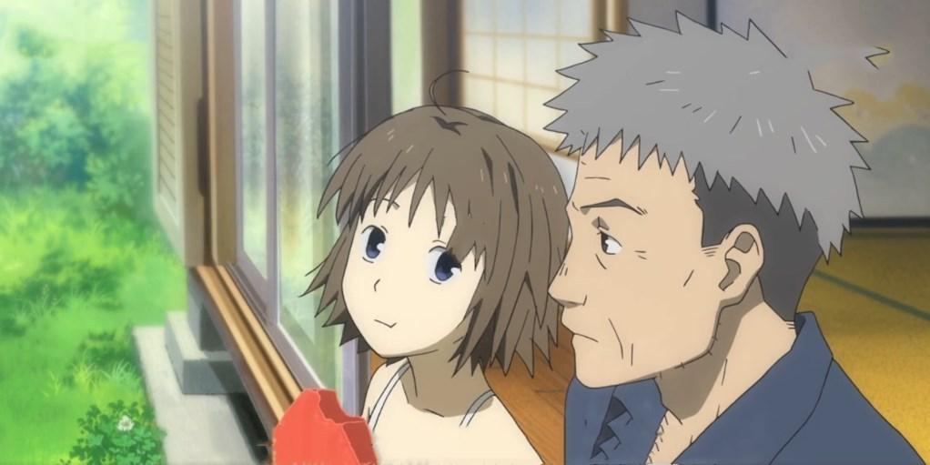 日本爱情动画《萤火之森》如果当一段爱情来临但是又注定它会消失,那你还会决定去爱吗? (13)