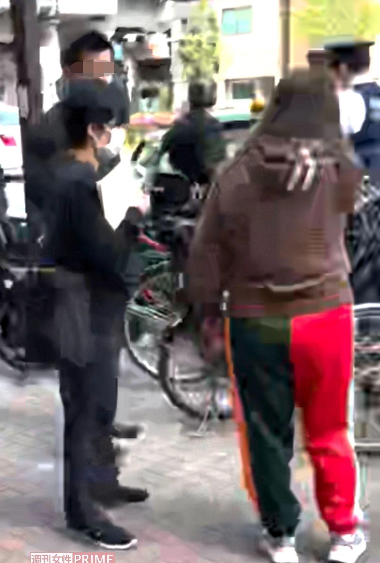 精神状态不好的华原朋美被记者跟踪闹出乌龙 (4)
