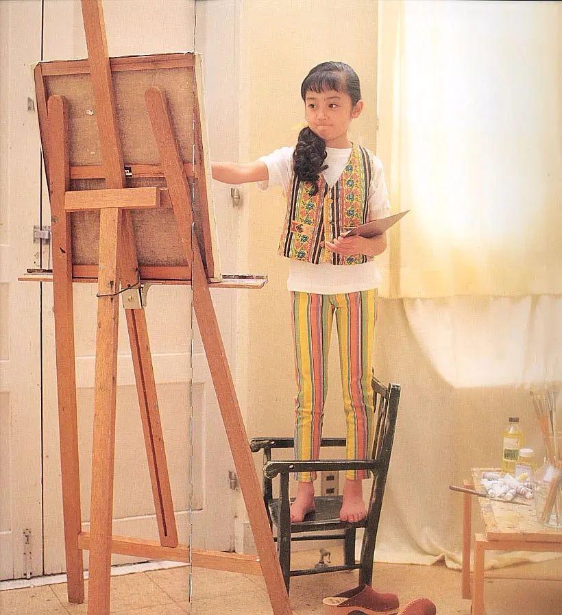 奇迹童颜女演员安达佑实写真作品 (2)
