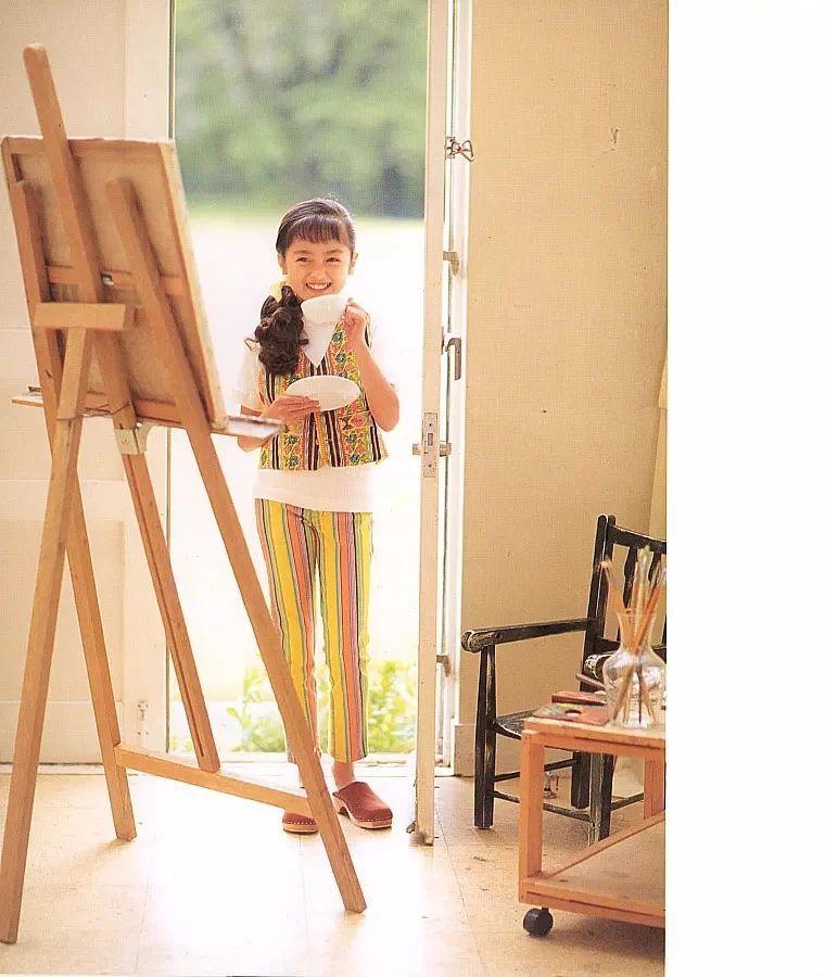 奇迹童颜女演员安达佑实写真作品 (3)