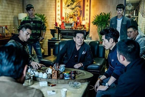 电影《角头–浪流连》一个越来越丰富的台湾角头电影 (1)