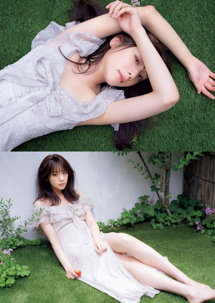 甜美无比的天气女郎贵岛明日香写真作品 (37)