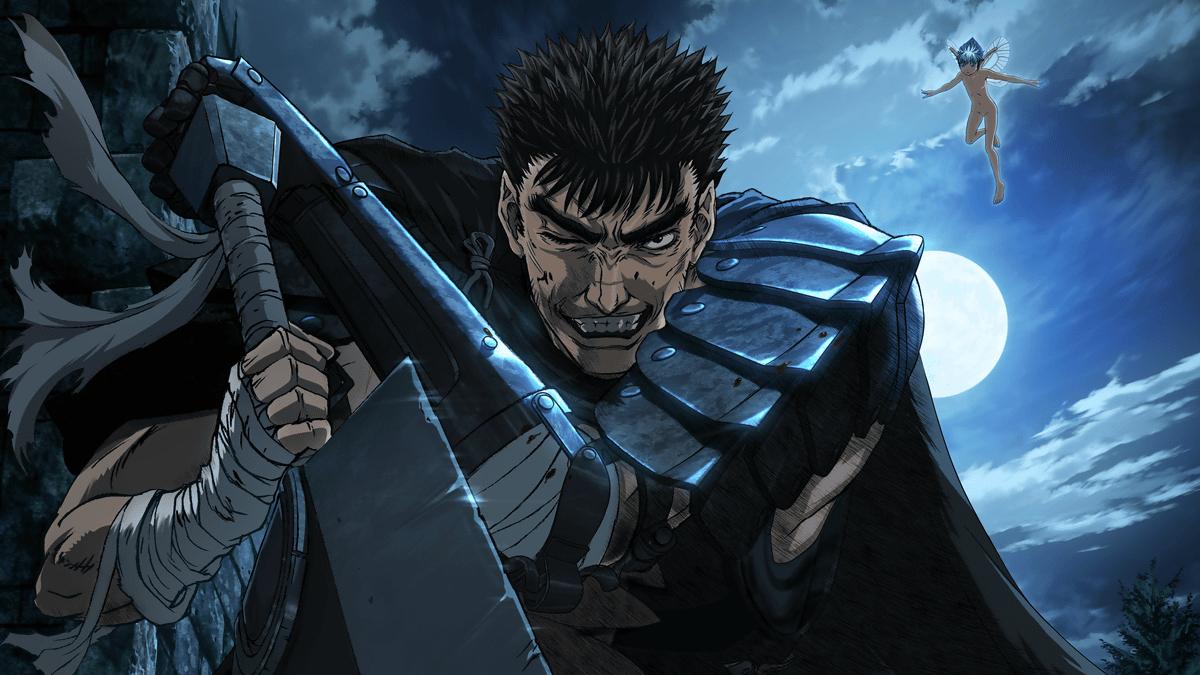 漫画《烙印勇士》大剑黑战士永无止境的复仇剧 (2)