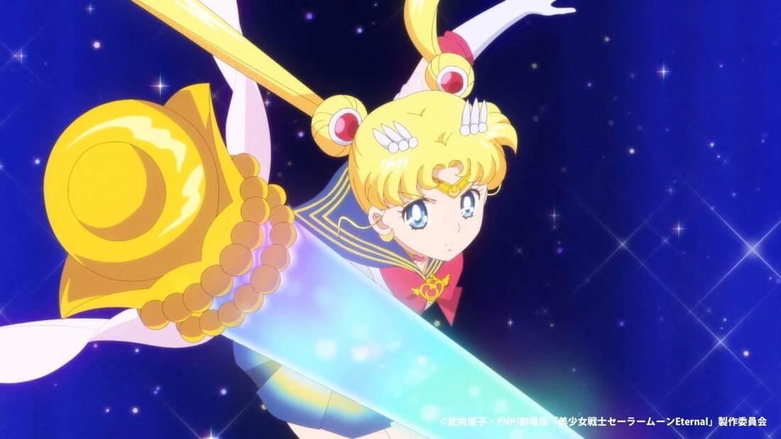 动画《美少女战士Eternal》相比老版本的优缺点介绍 (3)