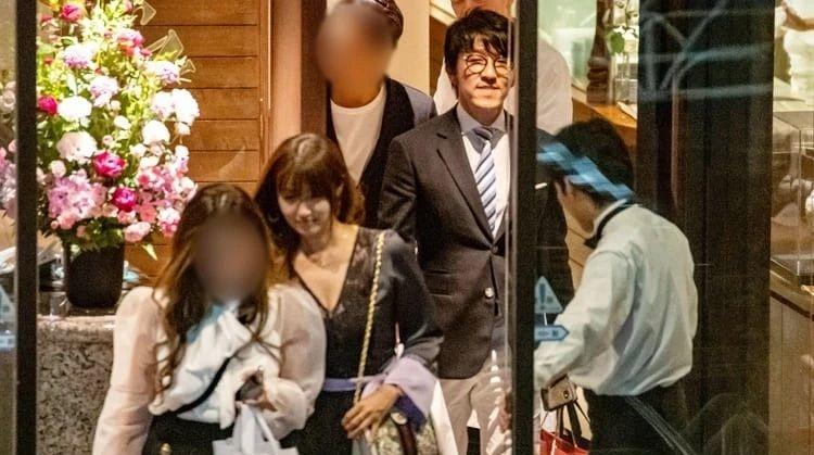 深田恭子的绯闻男友在记者的采访中既没有承认也没有否认恋情 (5)