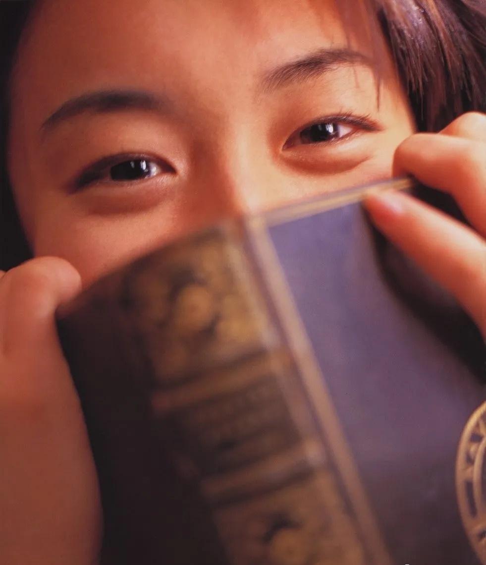 清纯玉女17岁情书中的酒井美纪写真作品 (19)