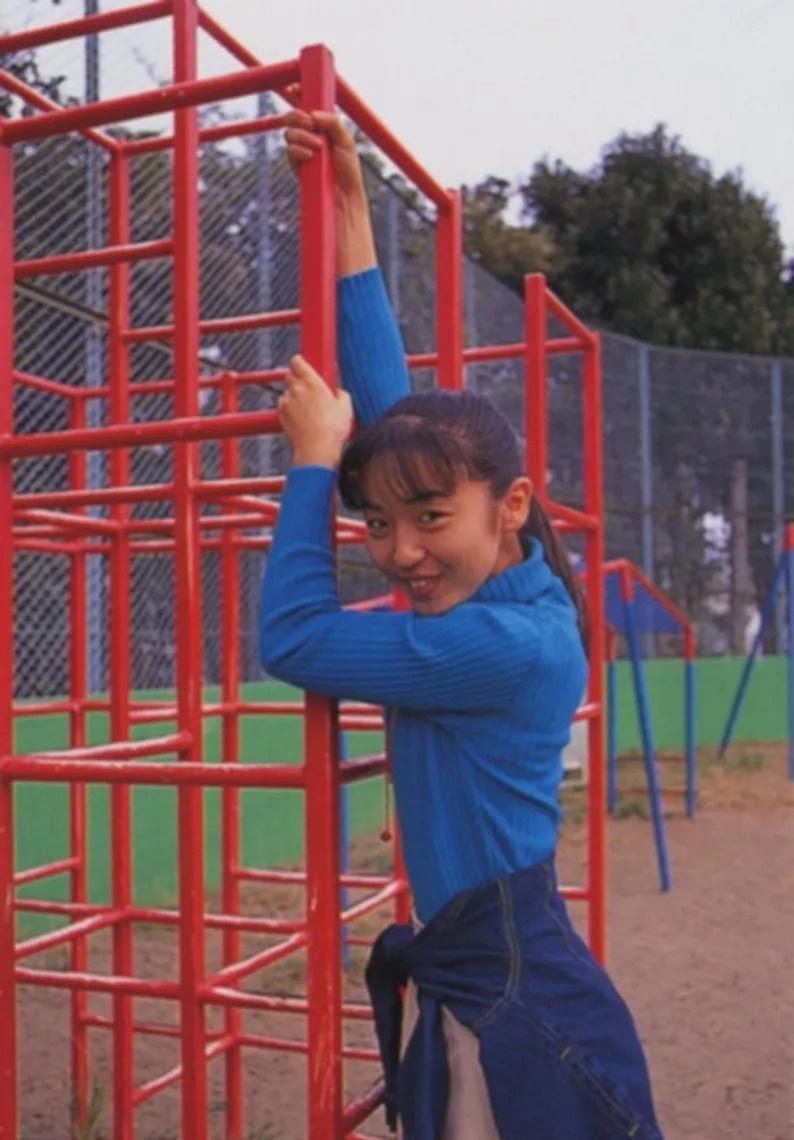 清纯玉女17岁情书中的酒井美纪写真作品 (143)