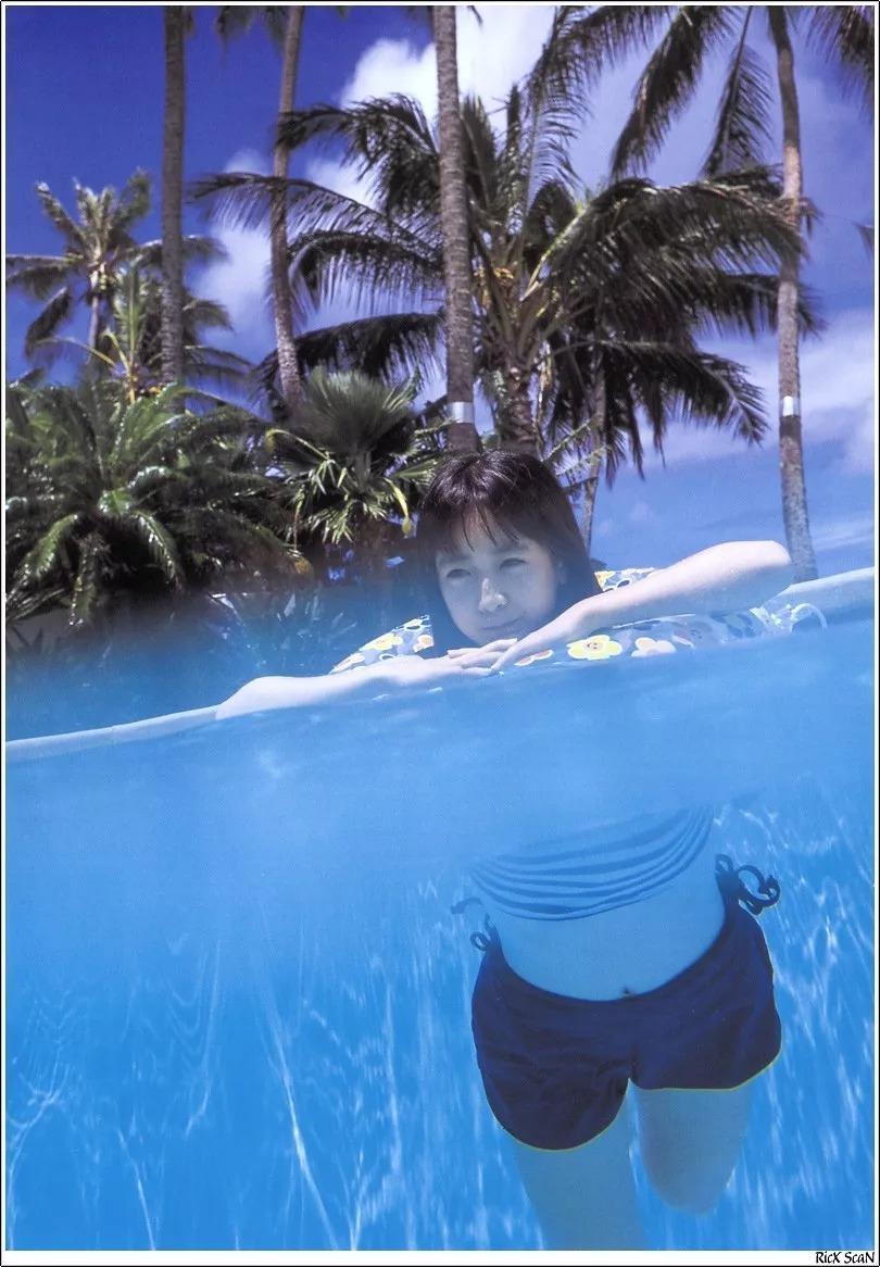 形象纯过蒸馏水的黑川智花《少女觉醒》的写真作品 (95)
