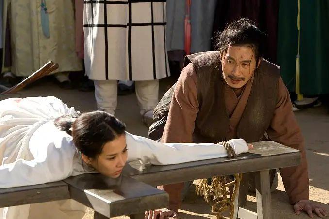 《方子传》:韩国演员赵茹珍逆天了,为这部电影不惜与男友分手