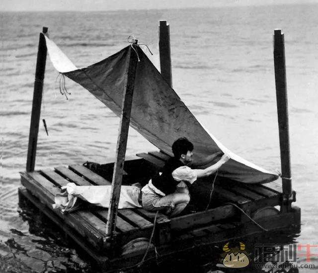 最长海上漂流记录——133天,中国男子被写进美军教材插图6
