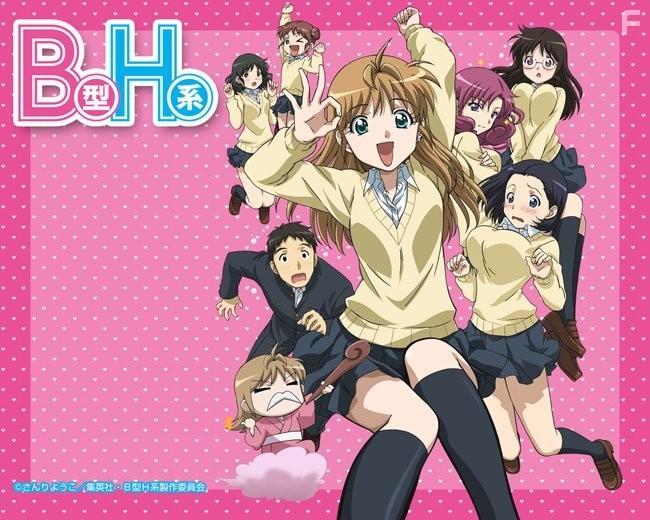 【动漫下载】《B型H系》BD无修版-Anime漫趣社
