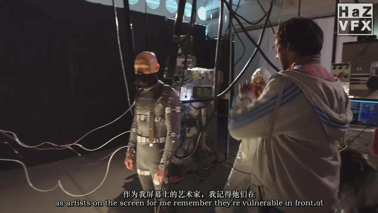 摄影教程_Hasraf_HaZ Dulull 的科幻电影摄制教程-中英字幕 摄影教程 _预览图8