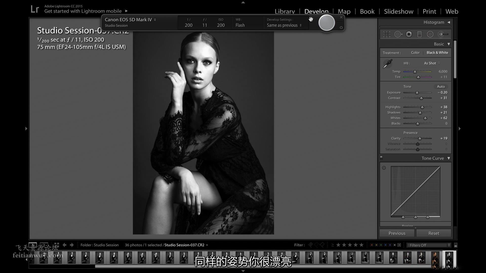 摄影教程_Lindsay Adler为期10周的工作室棚拍布光大师班教程-中文字幕 摄影教程 _预览图29