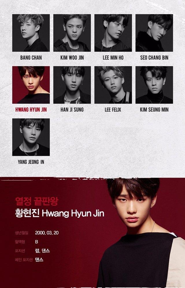JYP新男团Stray Kids成员简介大公开,这介绍词是不是太肉麻夸张了!插图6