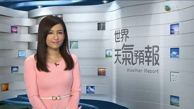 TVB新闻女主播大盘点,这5位美女女播你最喜欢哪个呢?插图10