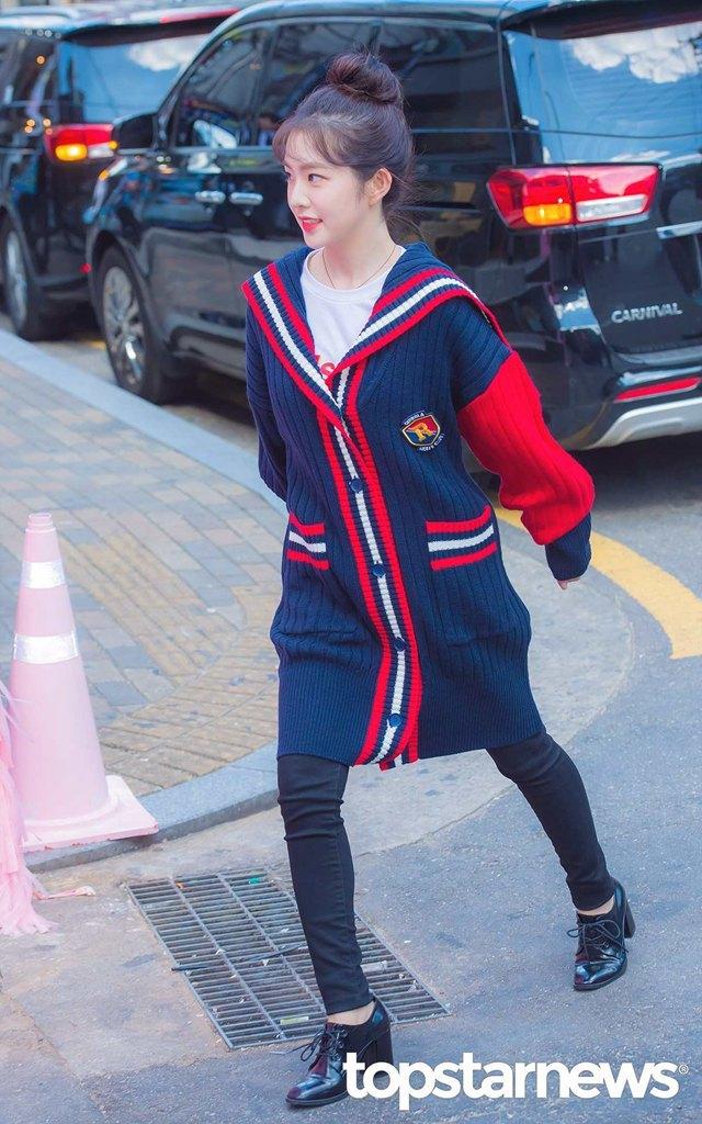 韩国女团都是大长腿?其实这些女团成员身高都没超过160插图4