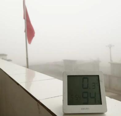 0.1℃的大山 | 山村支教 雨后故事 第1张