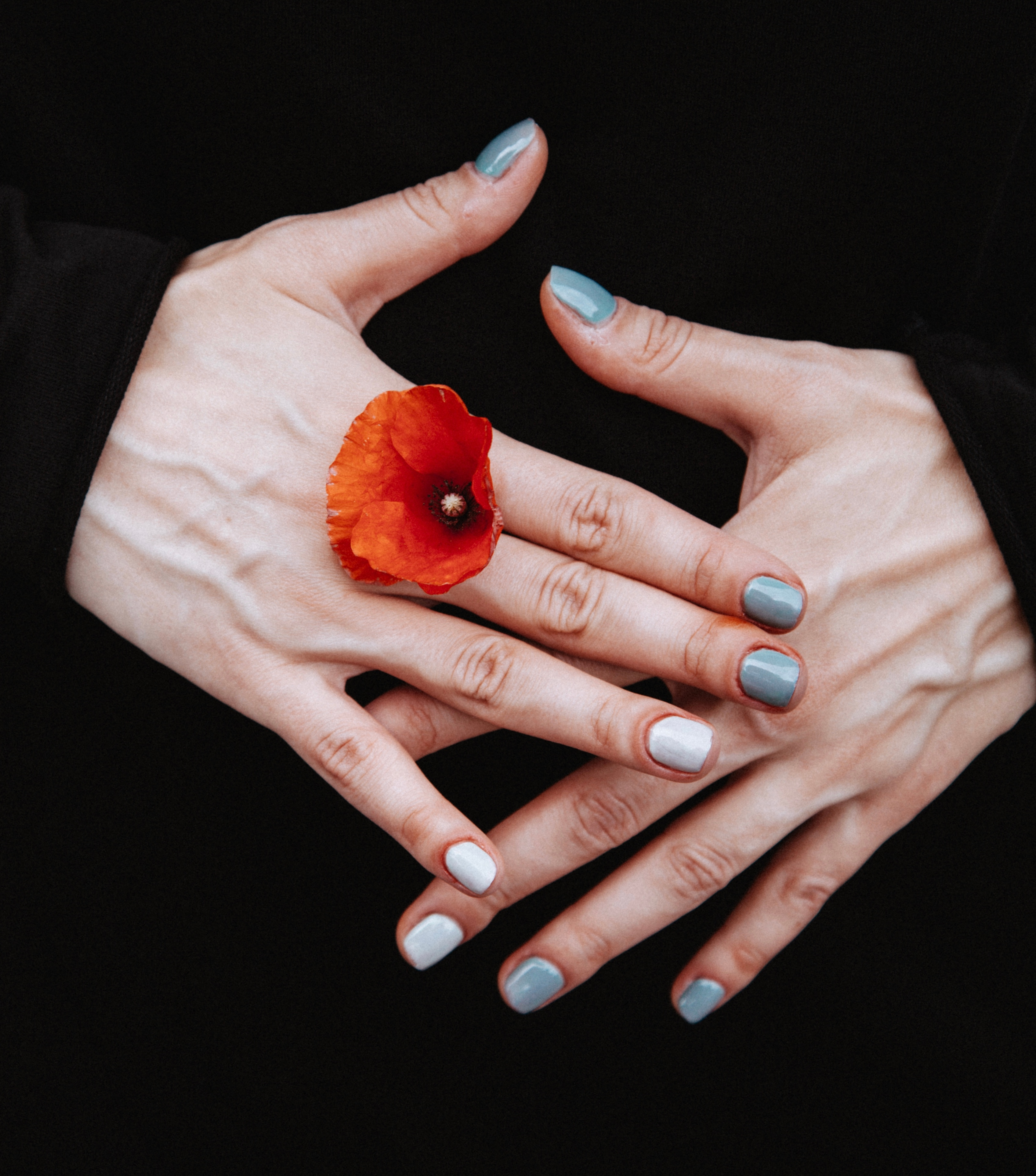 person-holding-red-petaled-flower-between-his-finger-3230266