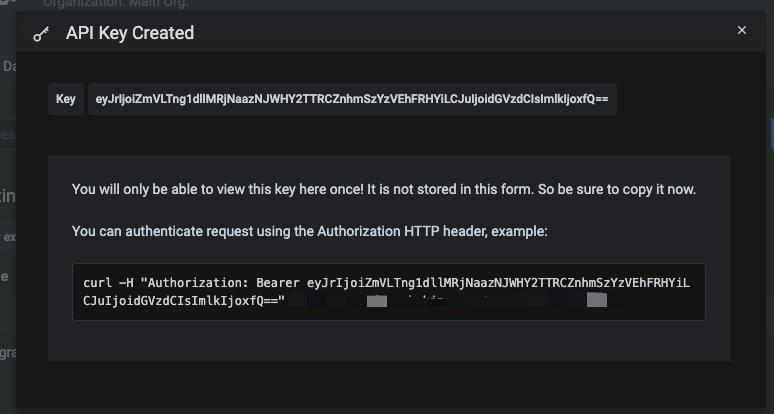 获得 API Key