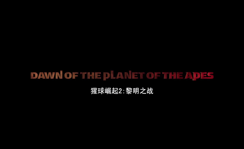 2014.猩球崛起2:黎明之战.Dawn.of.the.Planet.of.the.Apes.百度云高清下载图片 第2张