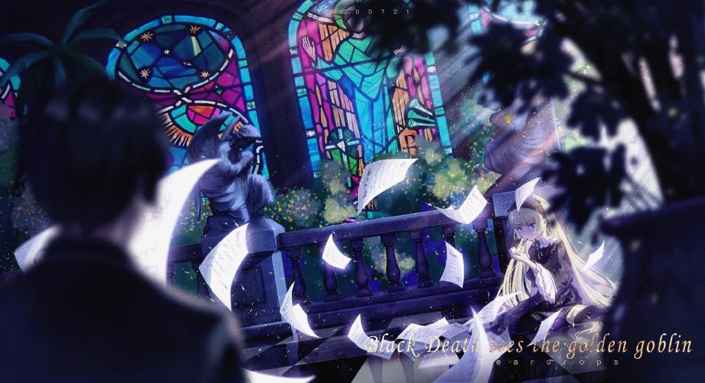 P站精选&《GOSICK哥特萝莉侦探事件簿》壁纸特辑-Zhaiuu.Com-宅尤尤