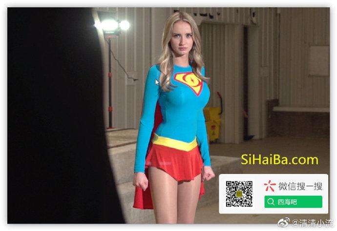 美国民间众筹吊打女超人系列《Supernova》 福利吧 第1张