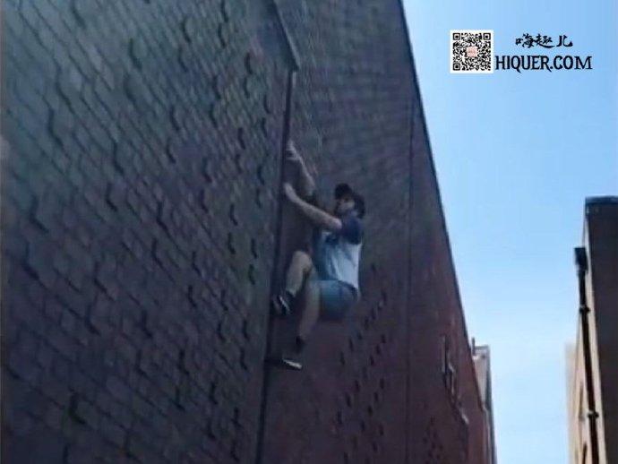 国外跑酷大神、爬墙狂魔Shane Griffin的视频在线合集