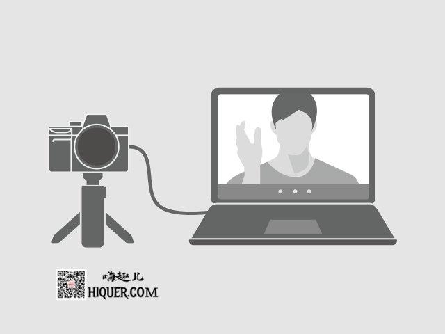 用于将相机用作高质量的网络摄像头的应用程序