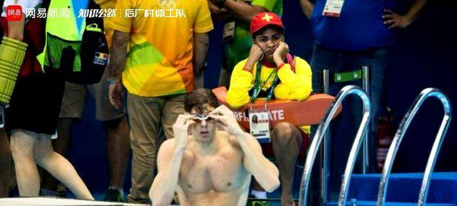 游泳运动员会在水里出事情吗?