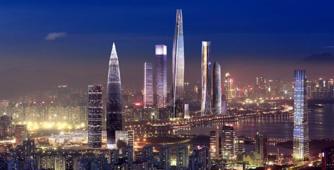 深圳是中国真正的冒险天堂