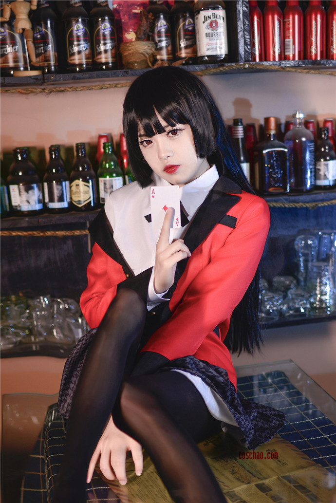 《狂赌之渊》蛇喰梦子cosplay2