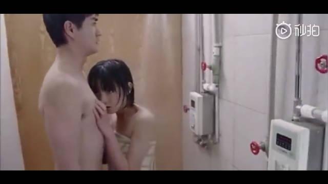 女生进男生浴室